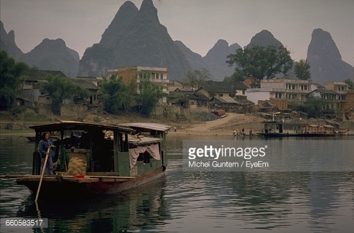Li River and Limestone Peaks