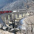 Bernina Express, Swiss Alpine Train