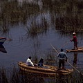 Lake Titicaca Reed Boats